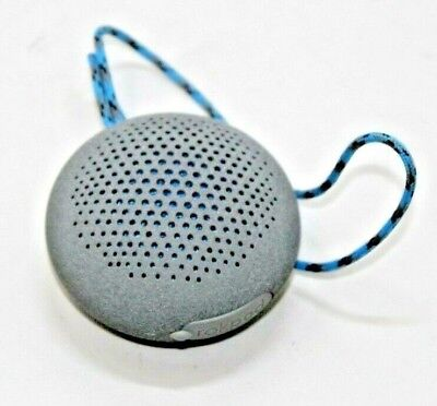 Boompods Rokpod Bluetooth Outdoor Portable Speaker - Grey