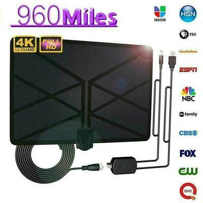 960Miles Range Antenna TV Digital 4K HD Skywire Antena Digital 1080P Indoor R7J1