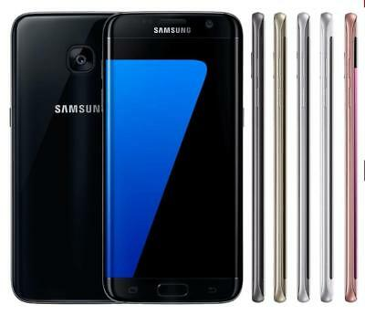 "5.5"" Samsung Galaxy S7 Edge G935F 32GB Unlocked 4G Sim Free Mobile Smartphone UK"