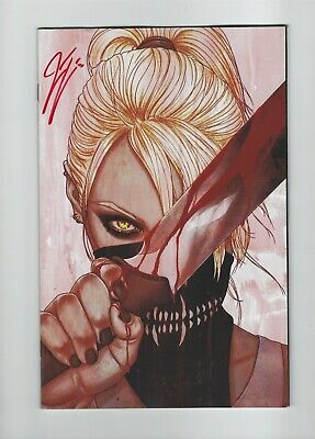 Something is Killing the Children #1 Frisson Variant Cover signed James Tynion