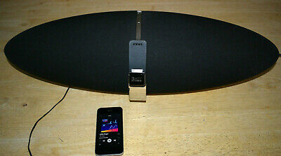 Bowers & Wilkins B&W Zeppelin Speaker - AUX INPUT For iphone/bluetooth adapter