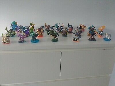 Skylander Characters and Special Items
