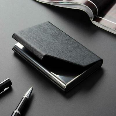 Professional Metal Business Card Case Portable Business Card Holder High Quality