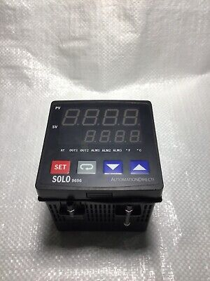 Solo SL9696 CRE Dual - Output Process Controller Universal Input