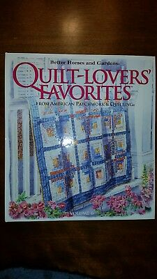 New Better Homes And Gardens Quilt-Lovers' Favorites, Vol. 6