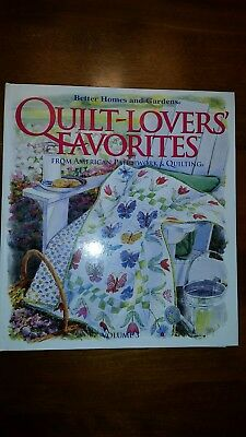 New Better Homes And Gardens Quilt-Lovers' Favorites, Vol. 3