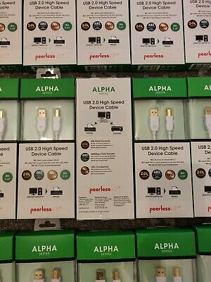 Box of 28 High Speed Usb Device Cables 2meter long. Wholesale. No reserve