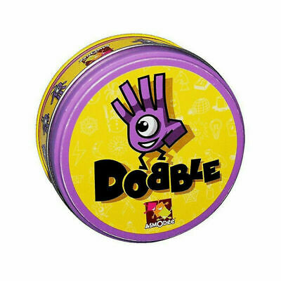 Original Dobble Game Authentic Asmodee Board Game Brand New
