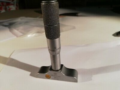 Mitutoyo 1 inch depth mic used no box