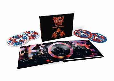 SIMPLE MINDS 'LIVE IN THE CITY OF ANGELS 4CD Deluxe Edition Released 04/10/2019