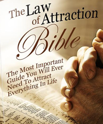 The Law of Attraction Bible - Law of attraction eBook PDF +  Feedback