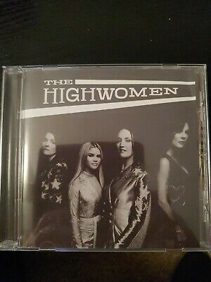 The Highwomen - Audio Cd. Open. Never played. Excellent condition FREE ship!