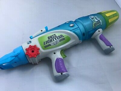 Disney Toy Story Buzz Lightyear Blaster Gun - NO FOAM BALLS