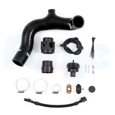 Black Silicone - Forge Motorsport Blow Off Dump Valve Kit for VW Up GTI 1.0 TSI