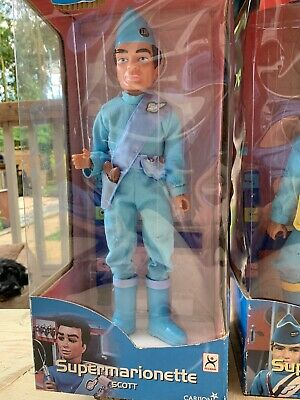 Thunderbirds Supermarionette Carlton Puppet Scott (Unopened?)