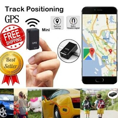 2020 GPS Real Time Tracking Locator GSM GPRS Anti-Lost Recording Cable SIM Card
