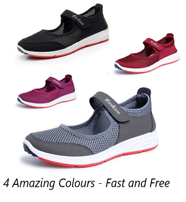 Ladies Womens Girls Fashion Shoes Sports Running Gym School Casual Trainers
