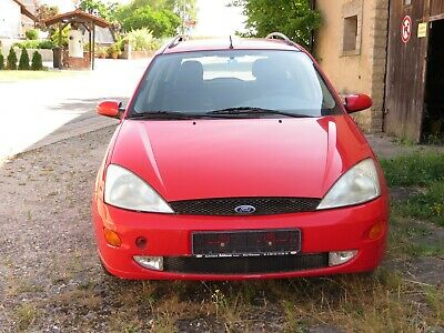 Ford Focus Turnier 1,6 ltr. 100PS