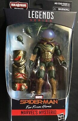 Marvel Legends Series Spider-Man: Far from Home Mysterio
