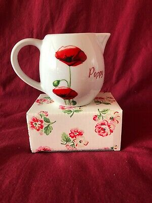 Poppy 🌸Tableware Dining Kitchen🌸Poppy🌸Design Milk Jug