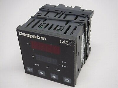 Used Despatch 1422/Partlow P4102  Temperature Controller I5