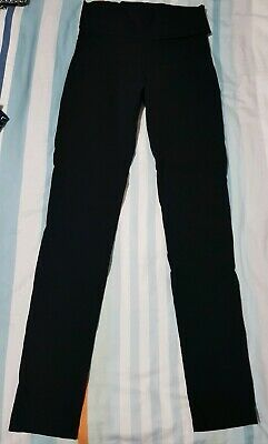 Pea In A Pod Black Maternity Pants/Trousers - size 6