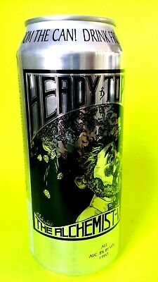 Vermont~Craft Can~Obsolete*The Alchemist ~ Heady Topper  Empty ! Empty!