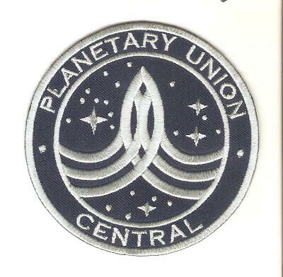 + THE ORVILLE Aufnäher Patch PLANETARY UNION CENTRAL Cosplay