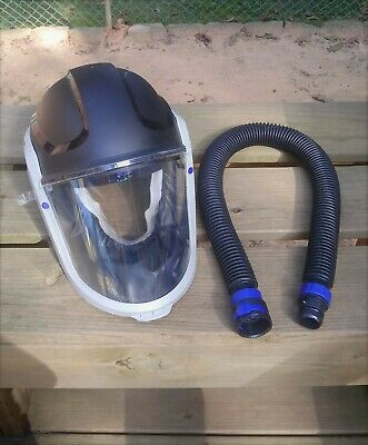 3M M-300 Series Versaflo Respiratory Hardhat And Tube