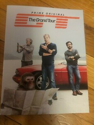 THE GRAND TOUR Complete Season 2 Amazon Prime 2018 Emmy FYC DVD BRAND NEW!