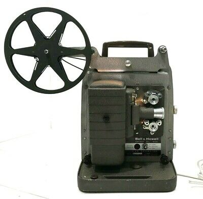 Bell & Howell 253-A Autoload 8Mm Projector Tested