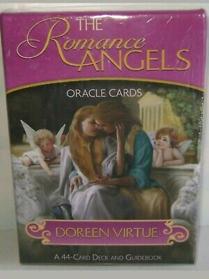 Doreen Virtue Romance Angels Oracle Cards NEW SEALED Out of Print USA Version