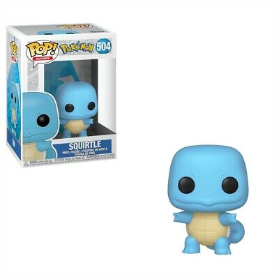 Pop! Games Pokemon 504 Squirtle