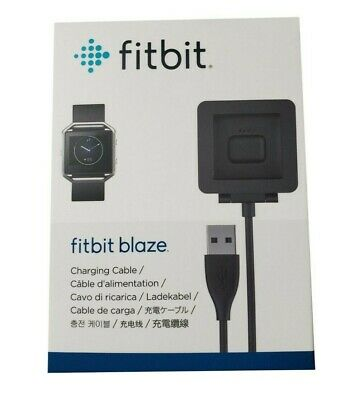 Fitbit Blaze Replacement Charger USB Cable for Watch Activity Tracker