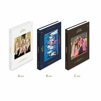 TWICE Album FEEL SPECIAL [3 ver set] All Package+ 3PreOrder PC+3 Rolled Poster
