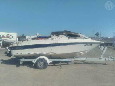 STEJCRAFT 580 Islander F/Glass Hull Only, Was Immaculate, Fire Damaged Project