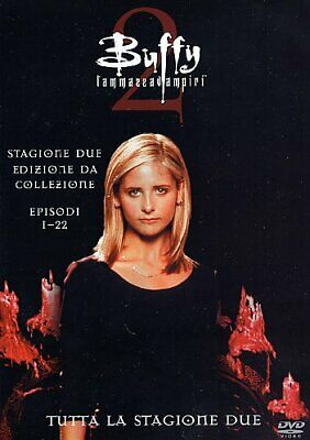 Buffy l'Ammazzavampiri - Stagione 02 Box Set (6 Dvd)