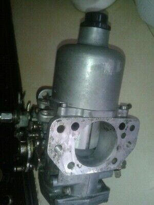 Su Hif44 Carburettor With Manual Choke&Filter Elbow