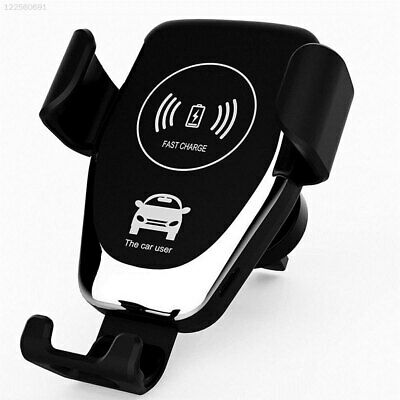 D698 Universal Silicone Coil  Car Wireless Charger Car Wireless Charger New