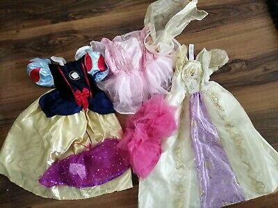 Girls fancy dress Bundle 2-3 including Disney
