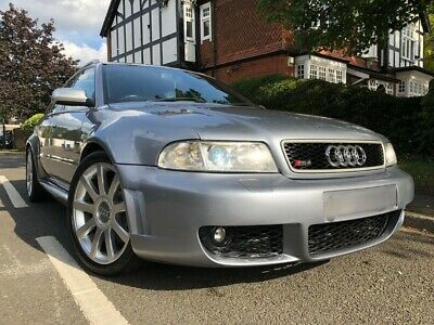 2001 Audi Rs4 B5 Avant Completely Stock
