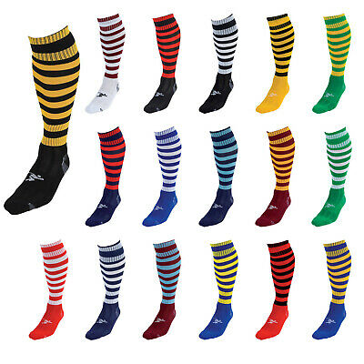 Football Socks Hooped Pro Precision Adult All Colours 7-11