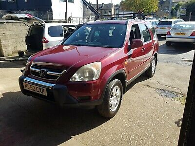 2003 Honda Crv Auto Cr-V Automatic Long Mot Loads Of Service History