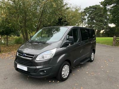 2015 Ford Tourneo Custom TOURNEO CUSTOM 300 TREND 5 door Minibus