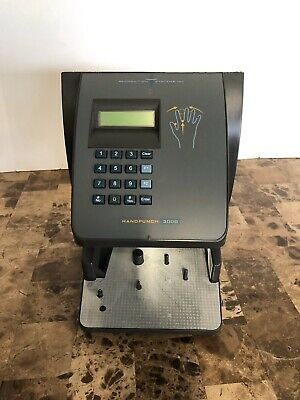 Recognition Systems HandPunch 3000 Biometric Hand Reader HP-3000