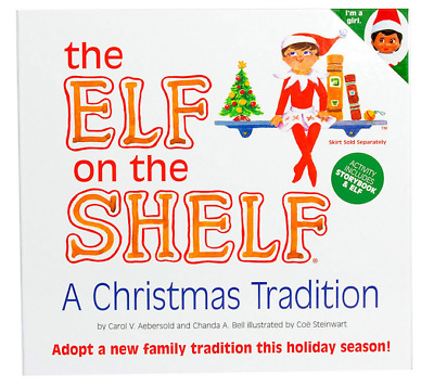 Elf on the Shelf:A Christmas Tradition  Girl Scout Elf