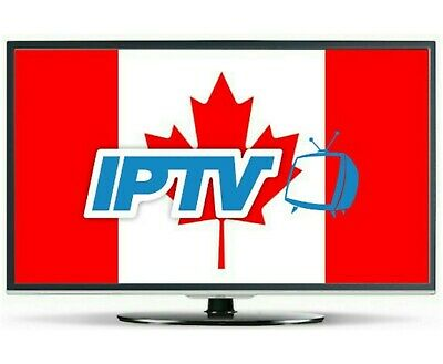 Best Canadian IPTV Service 1000+ Channels, Sports, News, PPV, Free 3-Day Trial