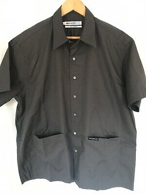 Yves Saint Laurent Mens Shirt with 2 Pocket Design.