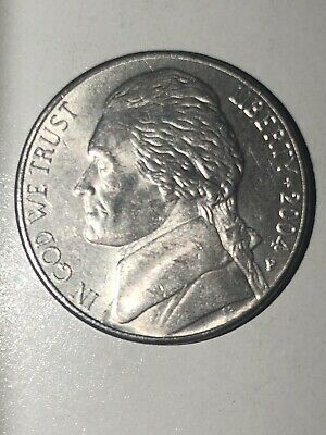 United States 2004 P Jefferson nickel 1803 Louisiana Purchase 5 cent 5c coin