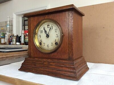 Vintage Sessions Chime Clock